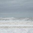 Lonley angry sea by Jacker