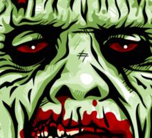 Zombie Frankenstein's Monster Sticker