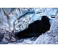 The Mouth of Dakness II Photographic Print