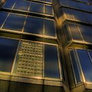 Reflective Towers by Den McKervey