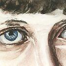 Face Study 2 by EllenCoffin