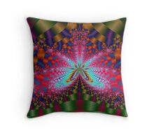 Ribbon Ceremony Throw Pillow
