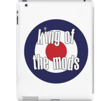 The Mighty Boosh – King of the Mods iPad Case/Skin