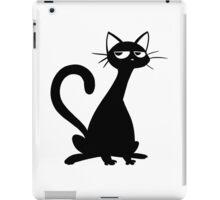 My Dumb Cat Jim iPad Case/Skin