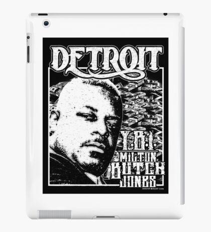 Butch Jones iPad Case/Skin