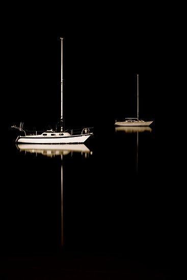 Dead Calm by Maxwell Campbell