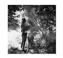 Pure love Photographic Print