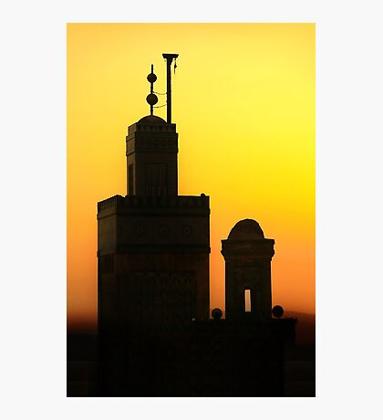 Adhan [Print & iPad Case] Photographic Print