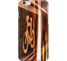 The Acoustic Cycle iPhone Case/Skin