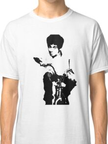 guy on cycle Classic T-Shirt