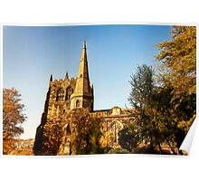 Ormskirk St. Peter and Paul Parish Church Poster