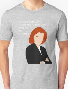 Scientific Nature of Whammy T-Shirt