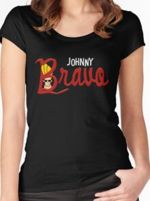 Bravo's Quest Women's Fitted Scoop T-Shirt