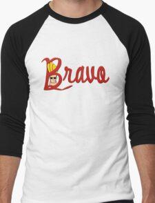 Bravo's Quest Men's Baseball ¾ T-Shirt