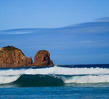 Spring Seas by Aussiesim