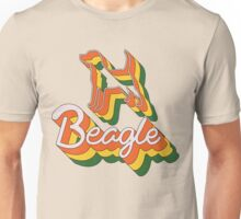 Retro Beagle Unisex T-Shirt