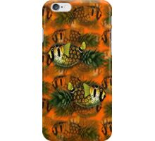 pineapple puffer phish [pppfff!!!] iPhone Case/Skin