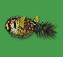 pineapple puffer phish [pppfff!!!] Baby Tee