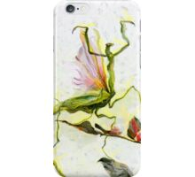 Dancing Mantis iPhone Case iPhone Case/Skin