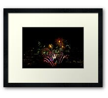 The Wonderful Colors of Life Framed Print