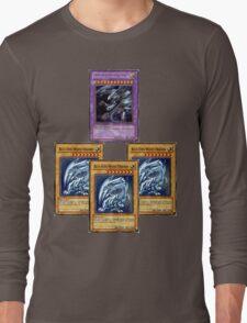 Bue-Eyes Ultimate Dragon Long Sleeve T-Shirt