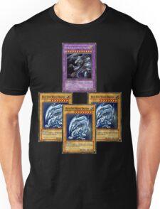 Bue-Eyes Ultimate Dragon Unisex T-Shirt