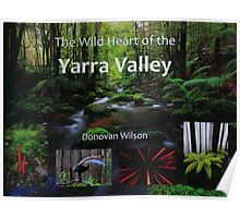 The Wild Heart of the Yarra Valley. Poster