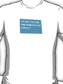 god produces T-Shirt