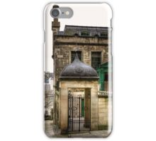 The Mackenzie Building in Old Assembly Close iPhone Case/Skin