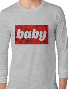 Rose baby Long Sleeve T-Shirt