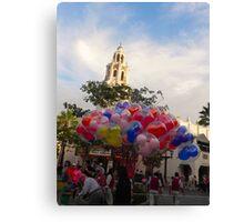 Carthay Circle Balloons Canvas Print