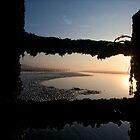 Normans Bay sunrise oct 2011 by Paul Morris