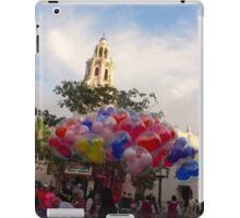 Carthay Circle Balloons iPad Case/Skin