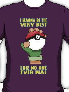 Pokemon - Be The Very Best T-Shirt