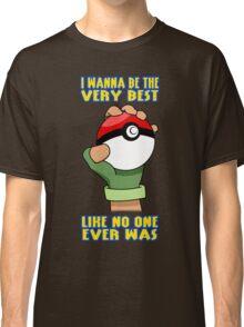 Pokemon - Be The Very Best Classic T-Shirt