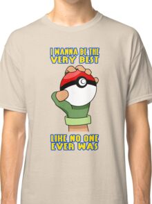Pokemon - Be The Very Best Classic T-Shirt