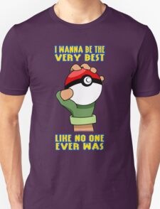 Pokemon - Be The Very Best T-Shirt