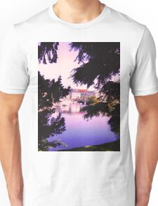 View through the Trees Unisex T-Shirt