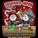 GOT FADED JAPAN PODCAST by thespiltink