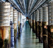 Under the peir by collpics