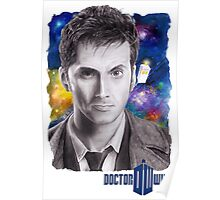 Doctor Who No.10 - David Tennant 2 Poster