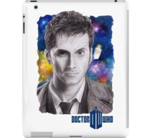 Doctor Who No.10 - David Tennant 2 iPad Case/Skin