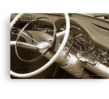 Classic Car 208 Canvas Print