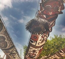 Walt Disney's Enchanted Tiki Room by nuwisha