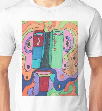 I'm Unhappy Unisex T-Shirt