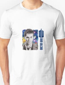 David Tennant Doctor Who D/S Mug Unisex T-Shirt