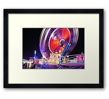 All the fun of the fair Framed Print