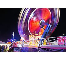 All the fun of the fair Photographic Print