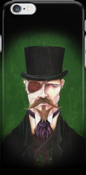 Doctor Merkin by Chris Harrendence