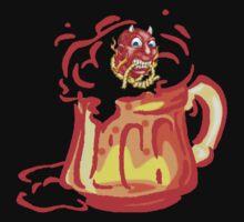 Devil's Beer Club by Miraart